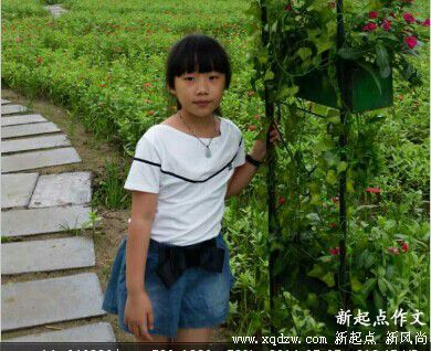进步之星 ——李宇乐