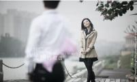 《淡远时光》系列作品:相遇   (唐松)