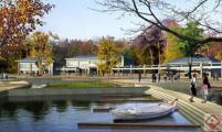 《淡远时光》系列作品:水码头  (唐松)