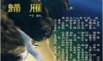 《淡远时光》系列作品:归雁难期 (唐松)